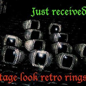 Reto goth rings.